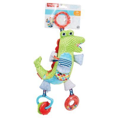 Baby Fisher Price Kleiner Spiel-krokodil Dyf89