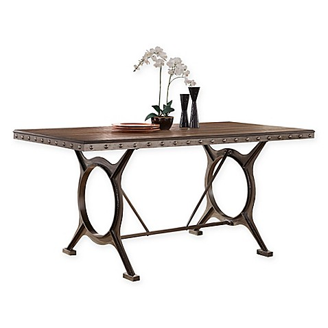 Buy Hillsdale Paddock Counter Height Dining Table In Grey From Bed Bath
