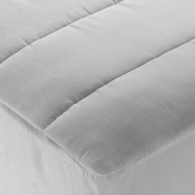 H20 Waterproof Twin Extra-Long Mattress Pad