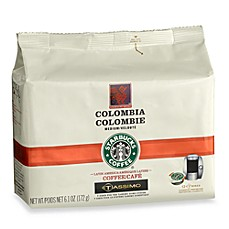 Starbucks Coffee® 100% Colombia Coffee T-Discs for Tassimo™ Hot Beverage System