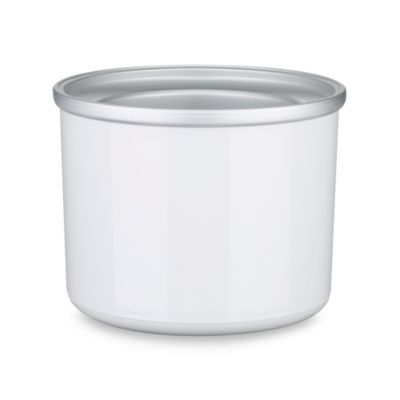 Cuisinart Ice Cream Maker Replacement Freezer Bowl