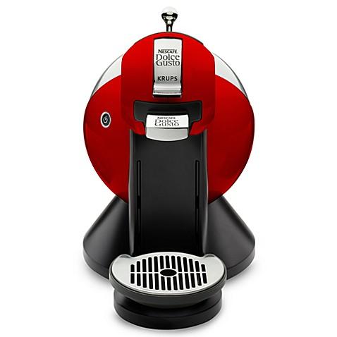 krups nescafe dolce gusto single serve beverage machine. Black Bedroom Furniture Sets. Home Design Ideas