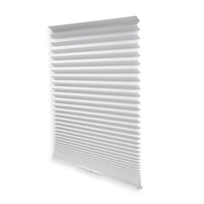 Redi Shade® Easy Touch® White Cordless Window Shades