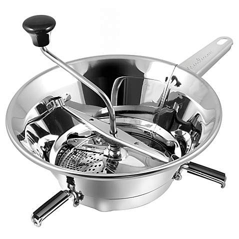 Stainless Steel Food Mill Bed Bath And Beyond