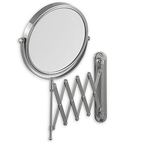 Bathroom extension mirrors