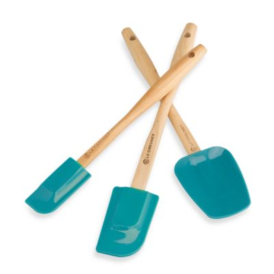 Le Creuset® Large Carribean Spatula Spoon