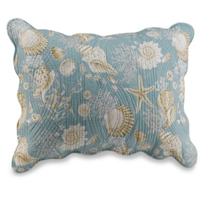 Sky Blue Pillow Sham