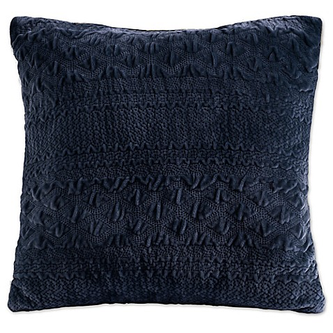 20 Inch Square Decorative Pillows : Madison Park Camilla 20-Inch Square Throw Pillow - Bed Bath & Beyond