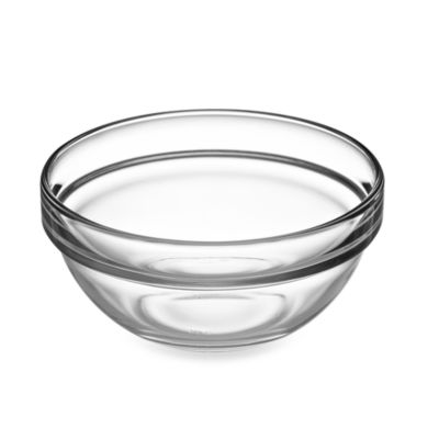 Luminarc® 4-3/4-Inch Stackable Mixing Bowl