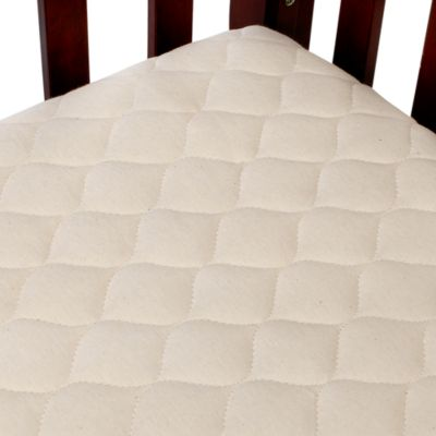 TL Care® Organic Crib Mattress Pad Cover