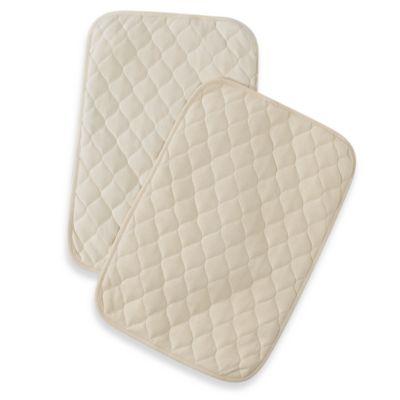 Organic Lap Pads by TL Care® (Set of 2)