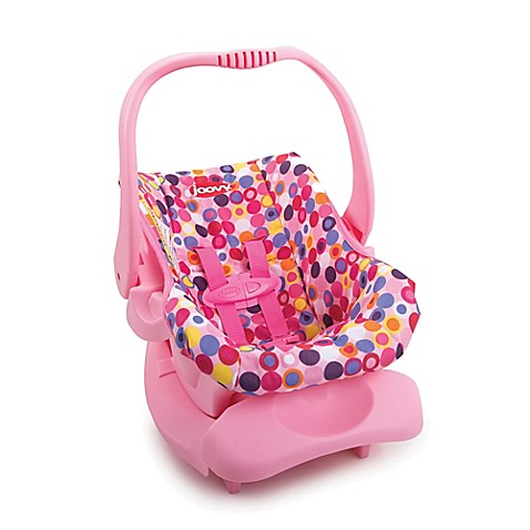 Buy Joovy 174 Doll Infant Car Seat In Pink From Bed Bath Amp Beyond