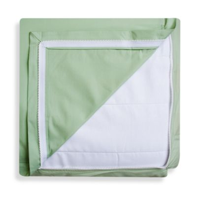 QuickZip® Crib Sheet System in Green