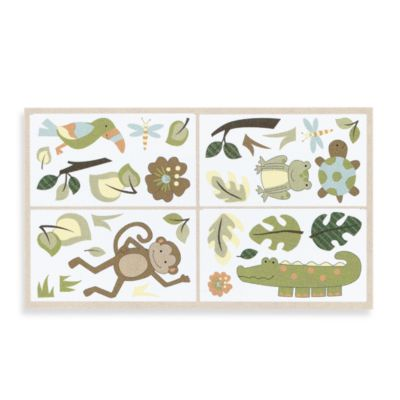 Lambs & Ivy® Papagayo Wall Decals