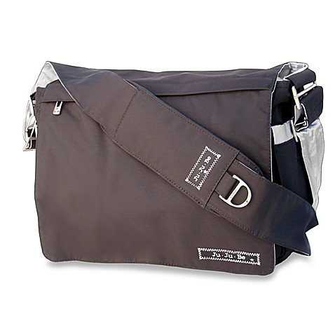 BeAll™ Diaper Bag by Ju-Ju-Be® in Black/Silver