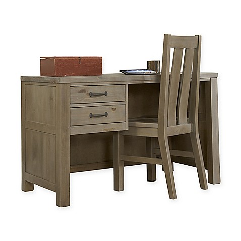 Hillsdale Highlands Desk In Driftwood