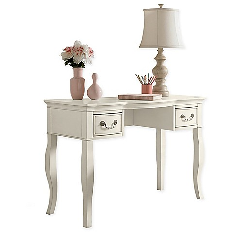 Hillsdale Kensington Writing Desk In Antique White Bed Bath Beyond