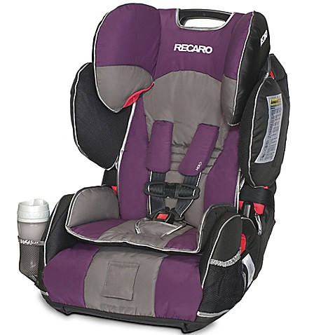recaro performance sport booster car seat in plum buybuy baby. Black Bedroom Furniture Sets. Home Design Ideas
