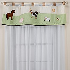 Farm Babies Valance by Nojo®