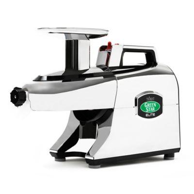 Tribest® Greenstar Elite Juicer in Chrome