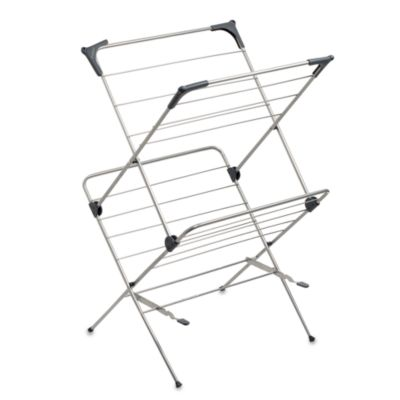Buy Folding Clothes Drying Rack From Bed Bath Amp Beyond