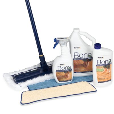 Bona® Ultimate Hardwood Floor Care System