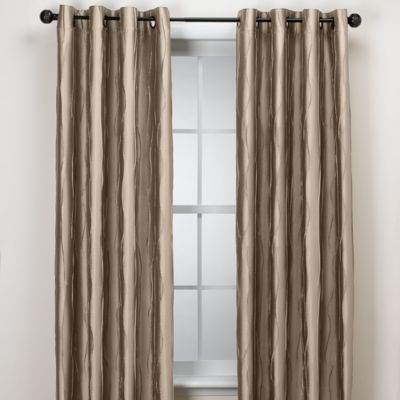 Red Panels Curtains