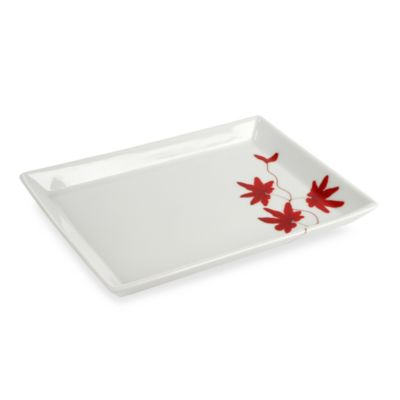 Mikasa® 8-Inch Tray in Pure Red