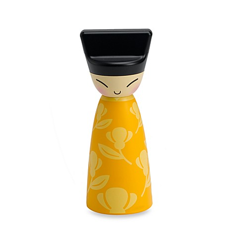 King Chin Spice Grinder by Alessi - Yellow