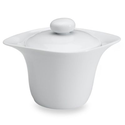 Denby easyclean™ White Porcelain Lidded Pot