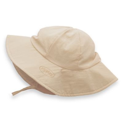 i play.® Newborn Brim Hat in Khaki