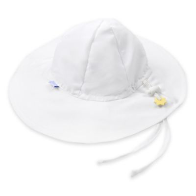 i play.® Infant Brim Hat - White