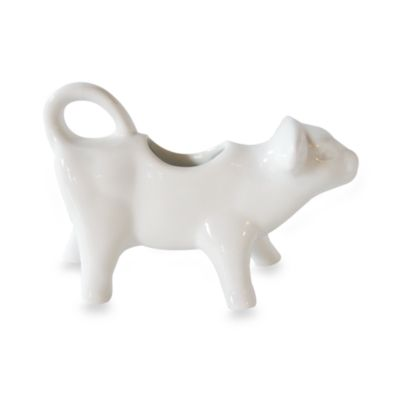 Fitz and Floyd® Everyday White® Cow Creamer