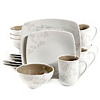 Gibson Elite Zenses 16-Piece Dinnerware Set