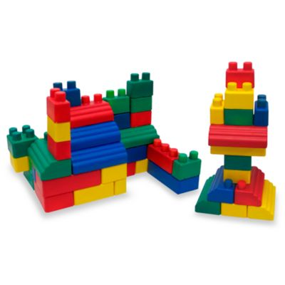 Edushape® Mini Edublocks® Toy (Set of 52)