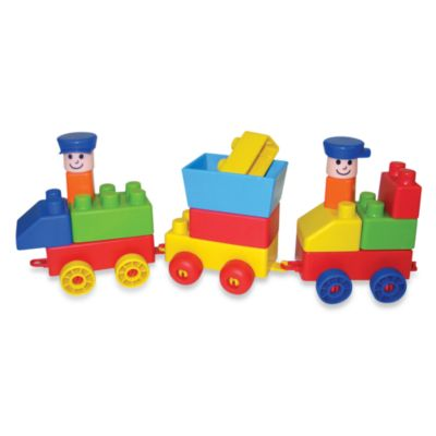 Mini Edu Train Toy by EduShape®