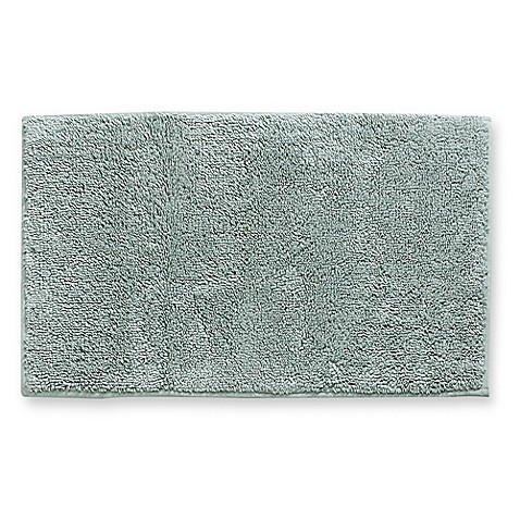 Finest Luxury 20-Inch x 34-Inch Bath Rug in Aqua