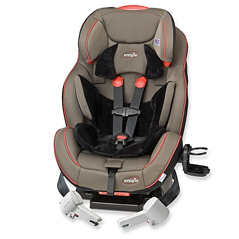 evenflo symphony all in one car seat featuring surelatch north bay bed bath beyond. Black Bedroom Furniture Sets. Home Design Ideas