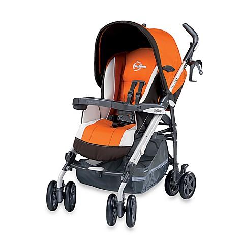 pliko p3 papaia stroller by peg perego bed bath beyond. Black Bedroom Furniture Sets. Home Design Ideas