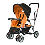 Joovy® Caboose Stroller in Orangetree and Dry and Snug Rain Cover