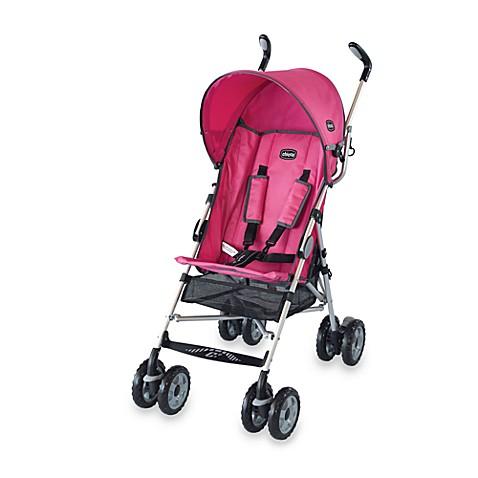 chicco ct 0 6 ultra lightweight umbrella stroller lipstick bed bath beyond. Black Bedroom Furniture Sets. Home Design Ideas