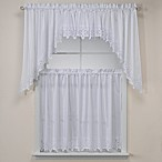 Kaitlyn Kitchen Window Curtain Tiers
