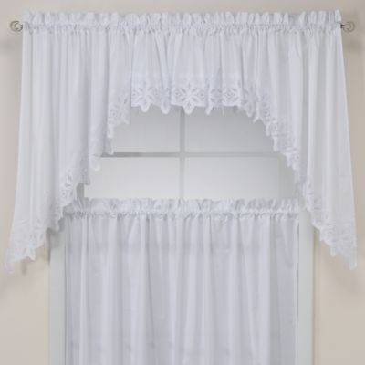 Bed bath and beyond valances bangdodo for Bed bath and beyond curtains for living room