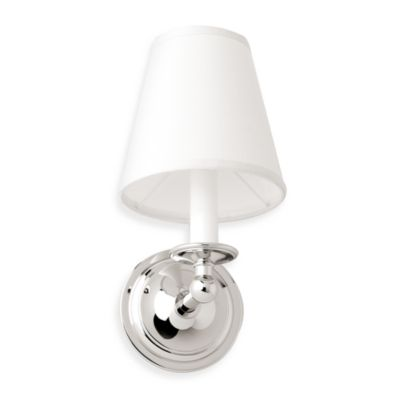 London Terrace Chrome Single Light