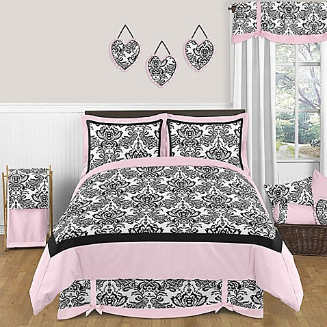 Sweet jojo designs sophia bedding collection bed bath amp beyond