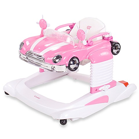 Combi All-in-One GT Activity Walker in Pink