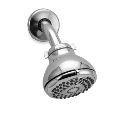 Waterpik® EcoFlow™ Fixed Mount Chrome Showerhead