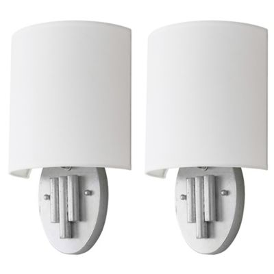 Wall Sconces Bed Bath And Beyond : Safavieh Darlene Wall Sconces (Set of 2) - Bed Bath & Beyond