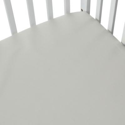 kidsline™Organic Crib Sheet in Ecru