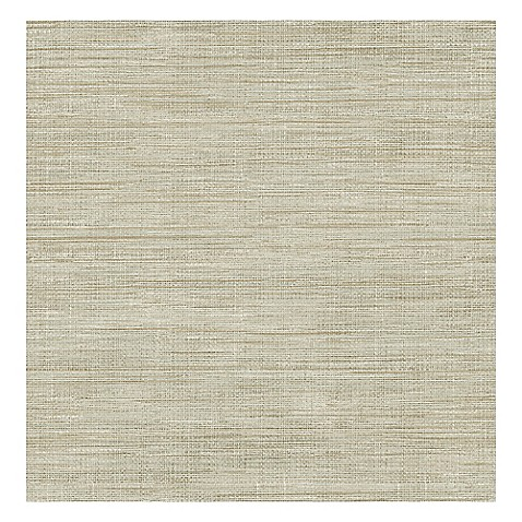 Grasscloth Removable Wallpaper In Woven Beige Bed Bath